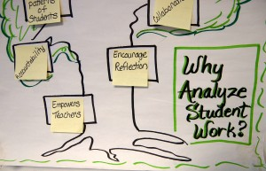 Poster: Why analyze student work?